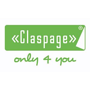 Claspage